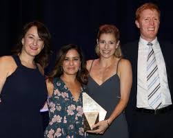 MONAT staff at DSA awards