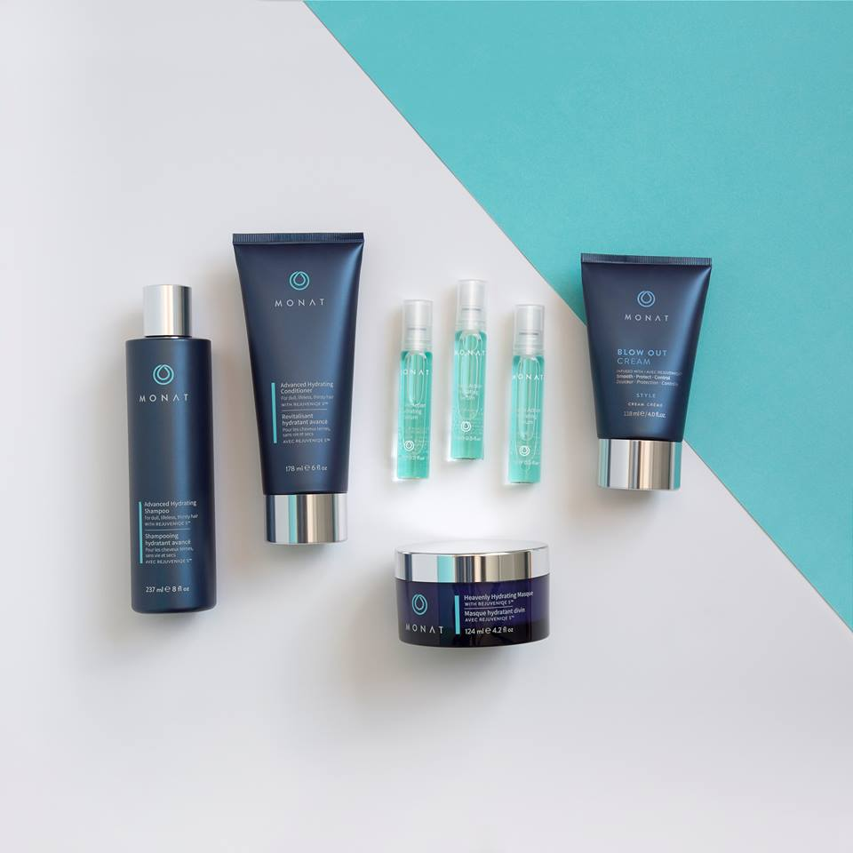 MONAT Ingredients, MONAT Advanced Hydration, MONAT Advanced Hydrating, MONAT Ingredients